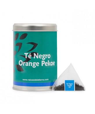 Té negro orange pekoe