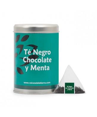 Té negro chocolate y menta
