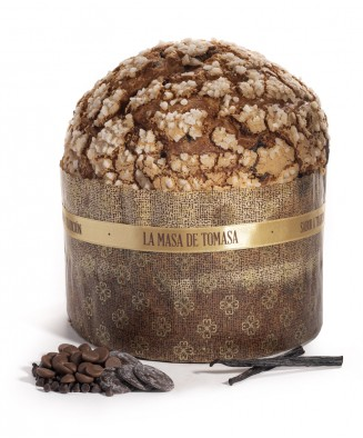 Pannetone Tres Chocolates...
